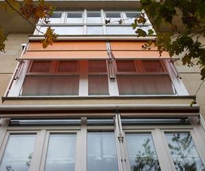 Instalación de toldos verticales en Guipúzcoa