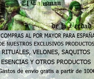 ***Compras desde España, al por mayor, gastos de envio gratis, a partir de 150€, para nuestros exclu