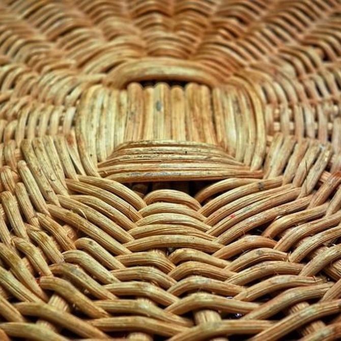 La cestería y su evolución