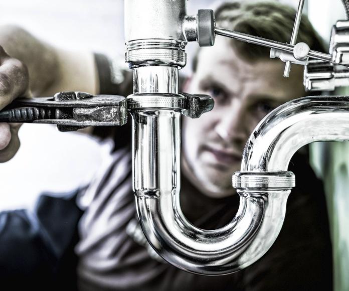 Fontanería, calefacción y gas: Servicios de Darobe Integral de Mantenimientos, S.L.