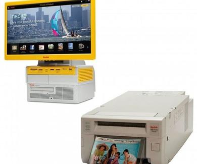 Kiosco fotográfico Kodak para Impresión de fotografías