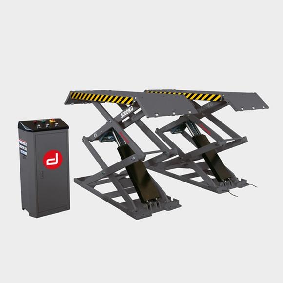 Elevador de tijera 3000 Kg: Productos de Maquidosa, S.L.