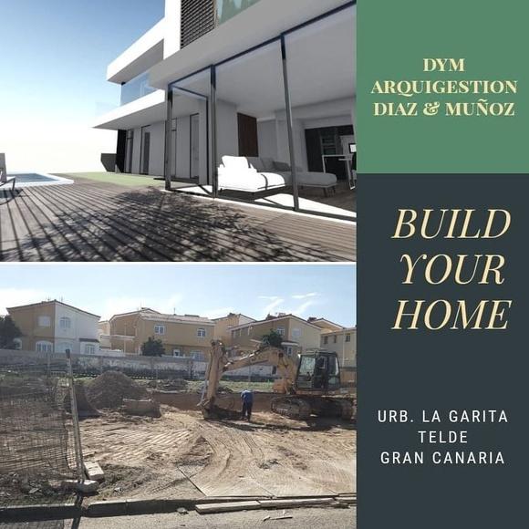 Gestión de parcelas para viviendas a medida