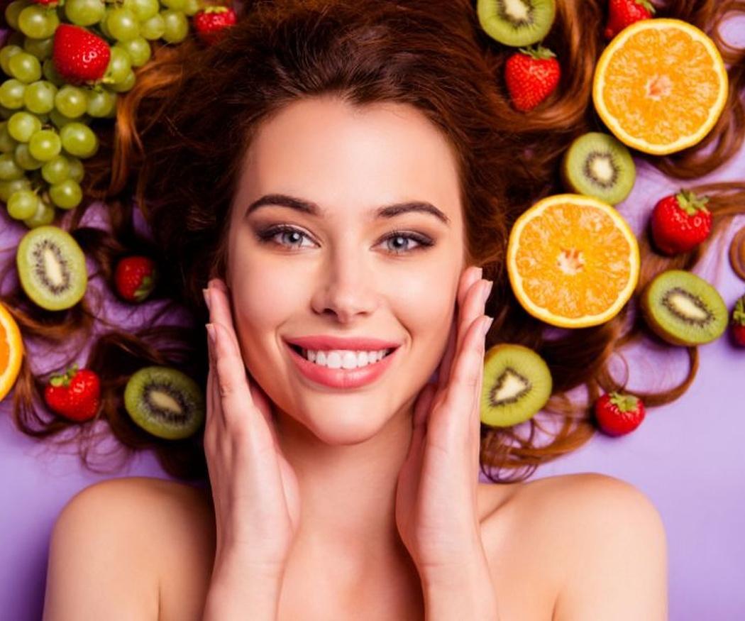 Alimentación para rejuvenecer el rostro