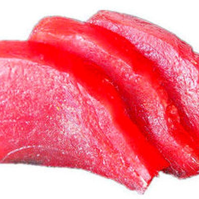 Sashimi atún: Menús de Kiniro Sushi