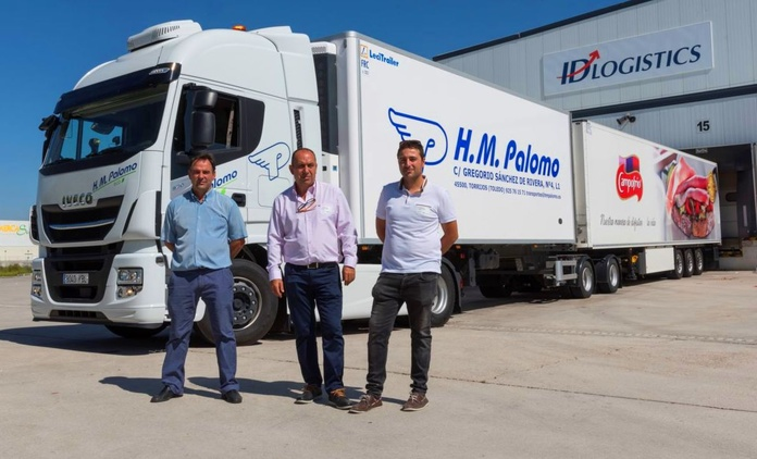 Si eres una empresa de transporte o autonomo: Servicios de Transportes Hijos de Marino Palomo