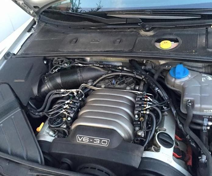 Inyección del vehículo en Coslada: Servicios de Talleres Blanco