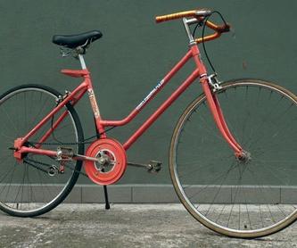 ROMET GAZELA 1 TREKKING/URBANA:  de Bici + Fácil