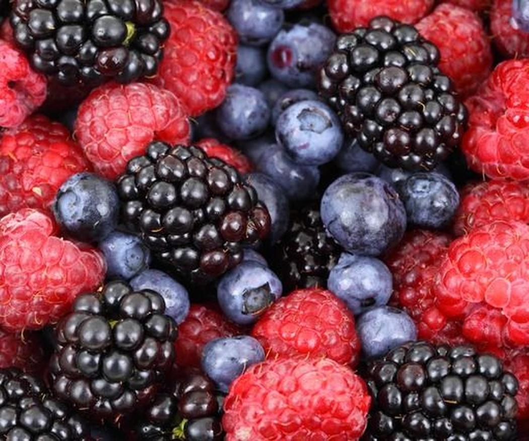 Frutos del bosque: qué son y cómo consumirlos