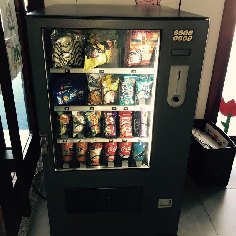 Máquinas expendedoras comida: Productos y Servicios de Ejido Vending - El Botellón