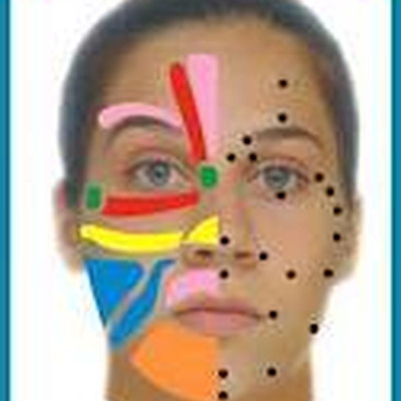 Reflexología facial en Barcelona