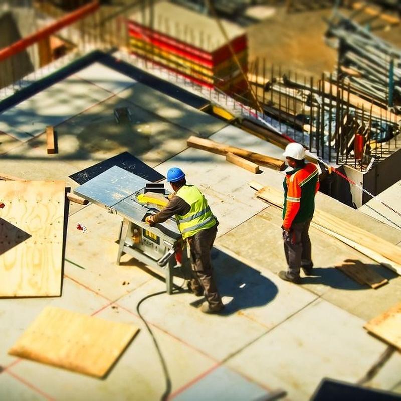 Venta de materiales de construcción: Servicios de Espacios La Encina