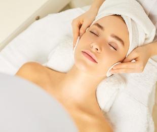 Hidratación y limpieza facial