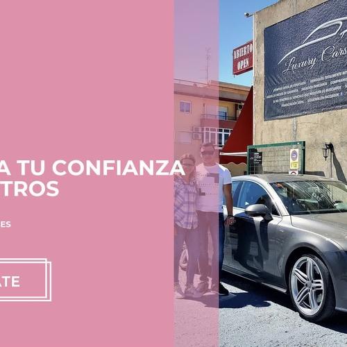 Compraventa de vehículos en Almería    Luxury Cars DG