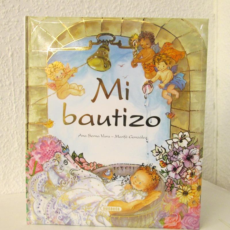 Mi bautizo: Librería-Papelería. Artículos de Librería Intomar