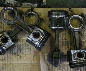 Reparación y sustitución de pistones