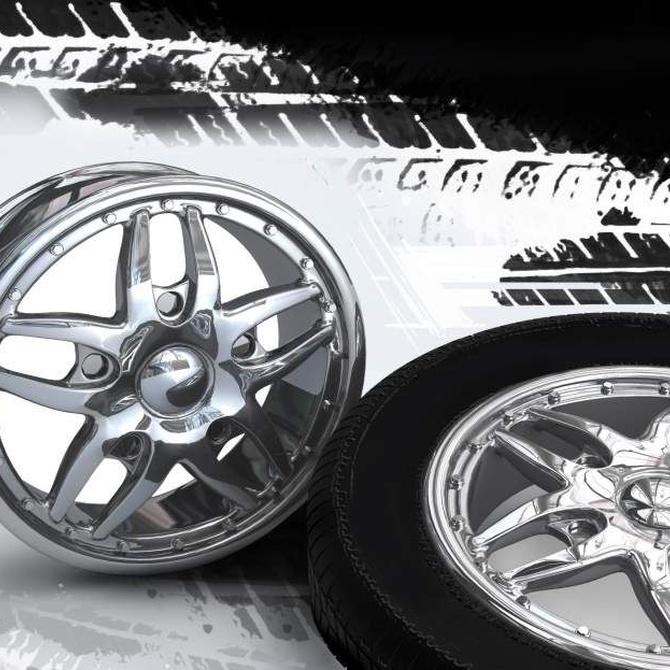 Qué ocurre si pongo neumáticos más anchos de los de serie
