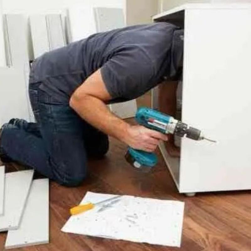 Desmontaje y montaje de muebles: Servicios de Mudanzas y Transportes Isabel