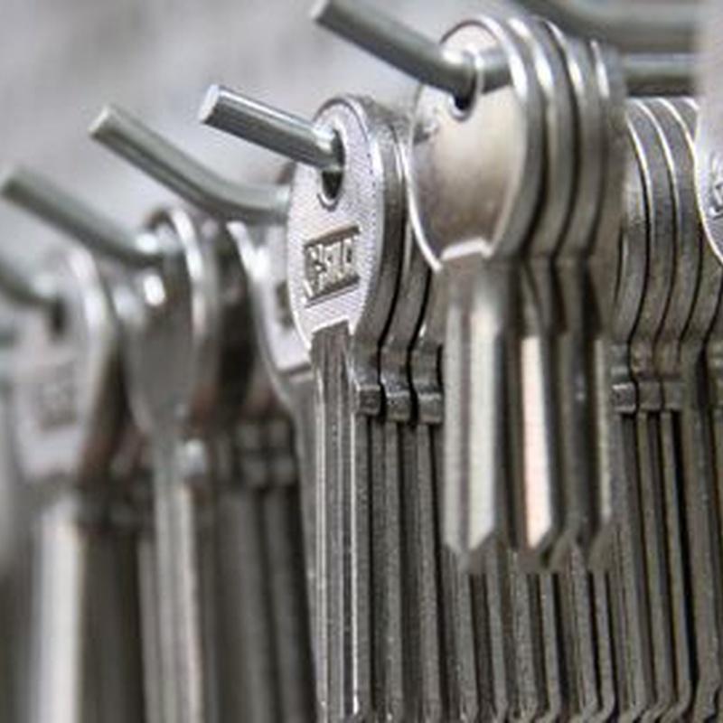 Key manufacturing: Services de .