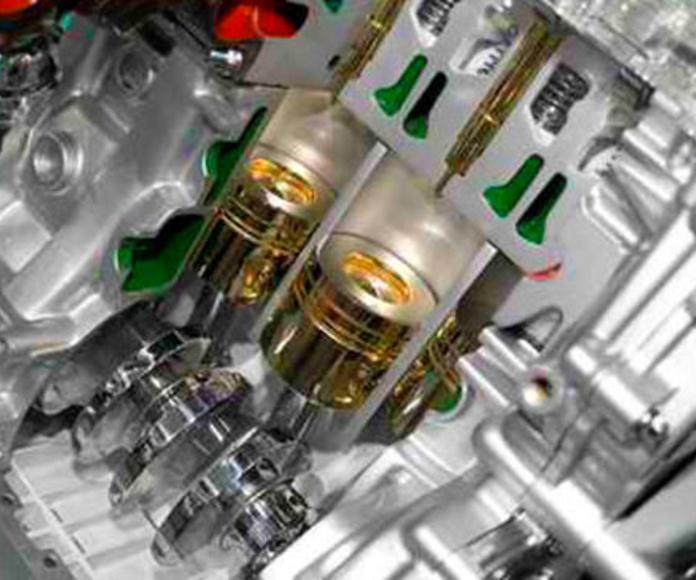 Limpieza circuito de aceite motor: Servicios de Talleres LGA