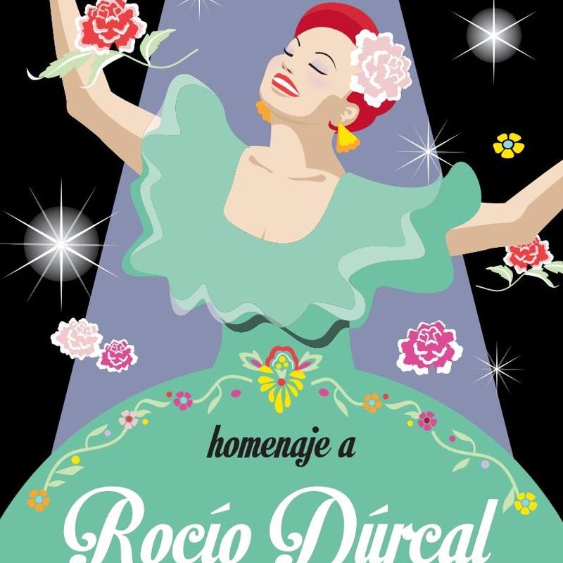 Homenaje a Rocío Durcal: Catálogo de actuaciones de ESPECTÁCULOS CLAP CLAP PRODUCCIONES, MÚSICA, TEATRO Y MUCHO MÁS