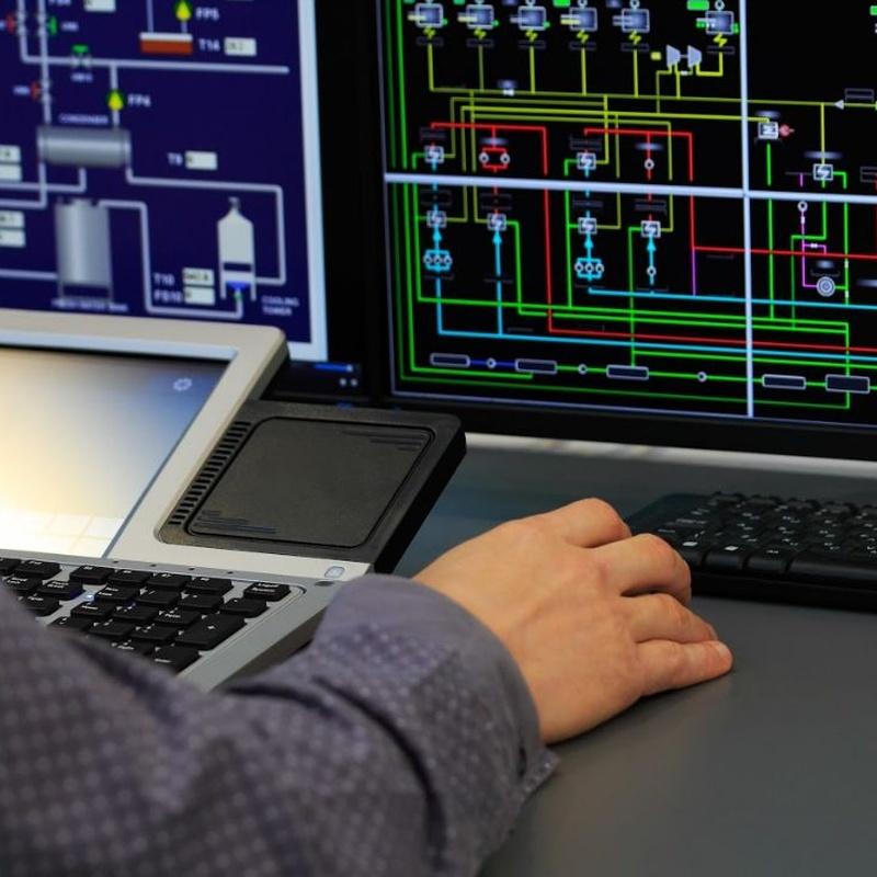 Mantenimiento industrial: Servicios de Kayros Ingeniería