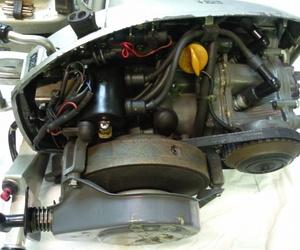 Motor de fuera borda