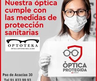 Control del crecimiento de la miopía: Servicios de Optoteka Óptica y Audio