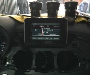 Colocación de cámara trasera en Mercedes