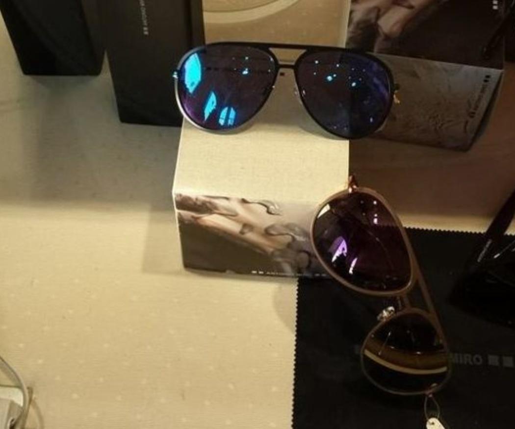 Las gafas de sol; cuestión de salud y de estilo