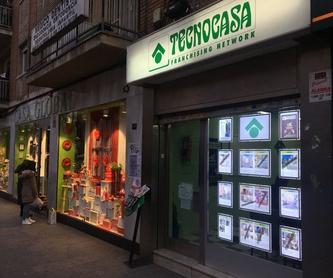 Venta de inmuebles en la zona de Villaverde: Servicios de Tecnocasa Estudio Villaverde