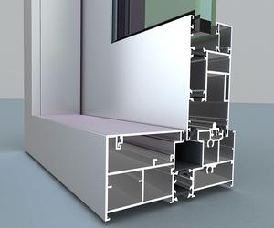 Diversos tipos de material para ventanas