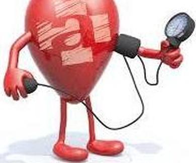 Campaña  Mundial para la medición de la Tensión Arterial.