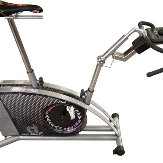 Bicicleta estática para reducir los síntomas de la fibromialgia