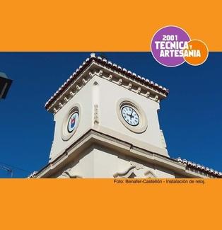 Relojería Monumental y/o de campanario