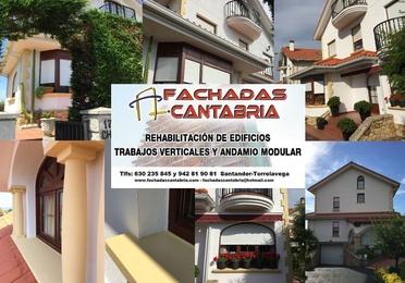 Revestimiento de corcho para fachadas en Santander