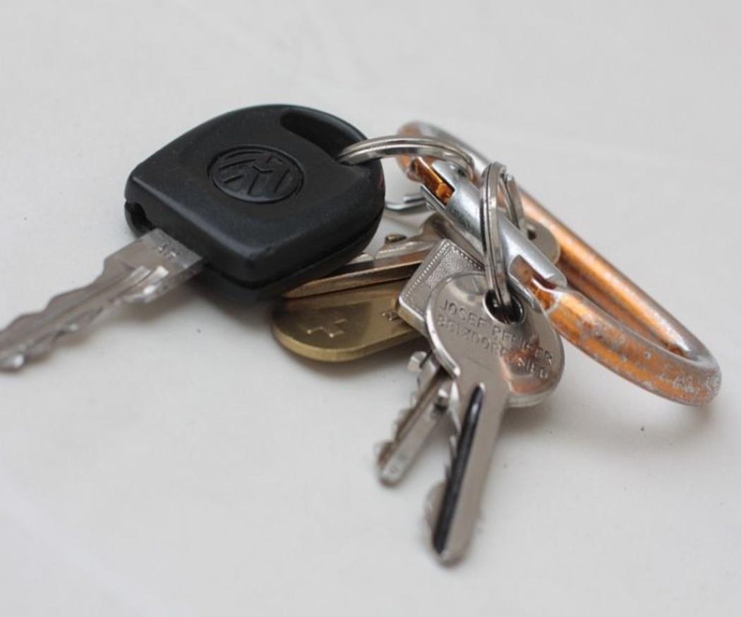 Consejos para no perder las llaves