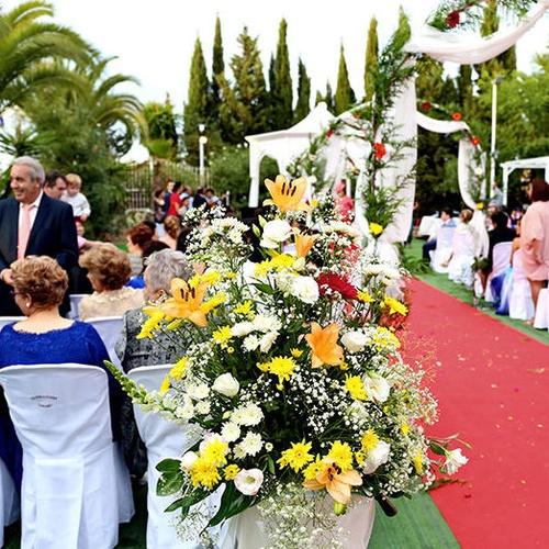 Organización y celebración de bodas en Sevilla