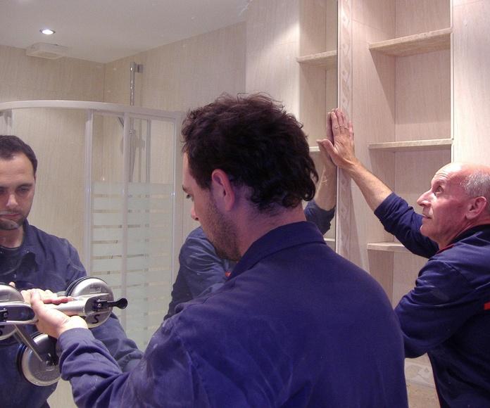 Cristaleros Madrid. Cristales y Espejos a medida CRISTALERA MADRILEÑA.
