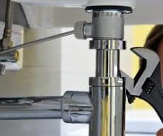 Averías y reparaciones de fontanería: Servicios de Federico Escalante