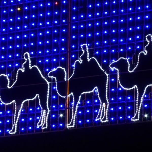 Las mejores iluminaciones navideñas
