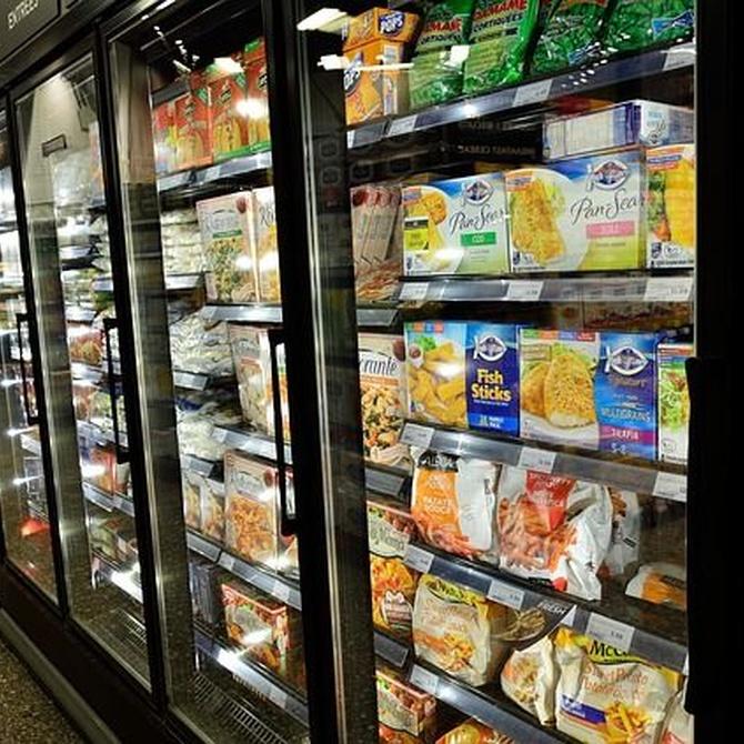 ¿Qué efectos tiene romper la cadena de frío de los alimentos?