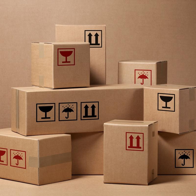 Cajas de cartón y estuches: Productos de Vidrigal