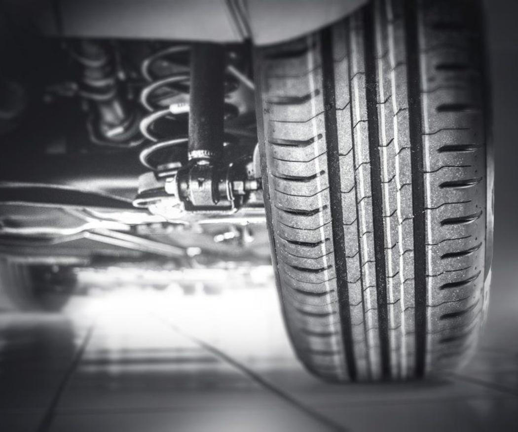 Los neumáticos en la ITV