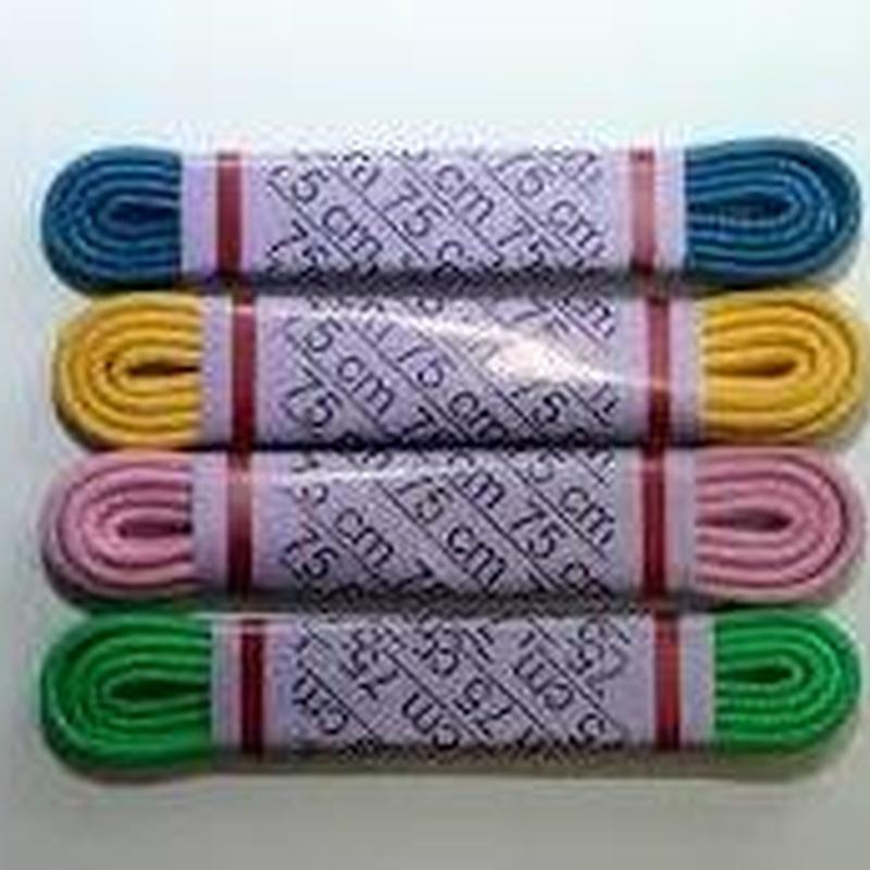 Cordones de colores: Productos de Zapatería Ideal
