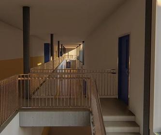 Proyectos de Edificación: Alfaro Arquitecto de Alfaro Arquitecto 3A3, S.L. Tlf: 606406555