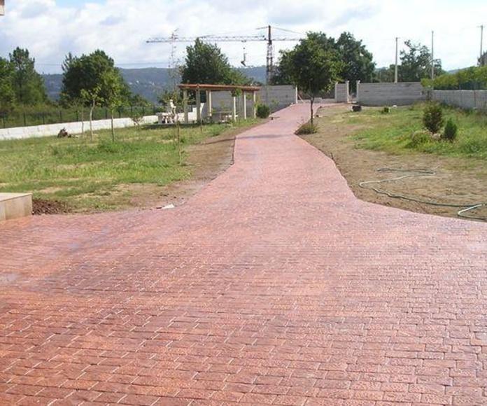 Pavimentos continuos: Servicios de Galimpres