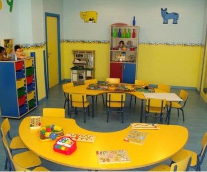 Escuela Infantil Os Pequerrechos de Mesoiro