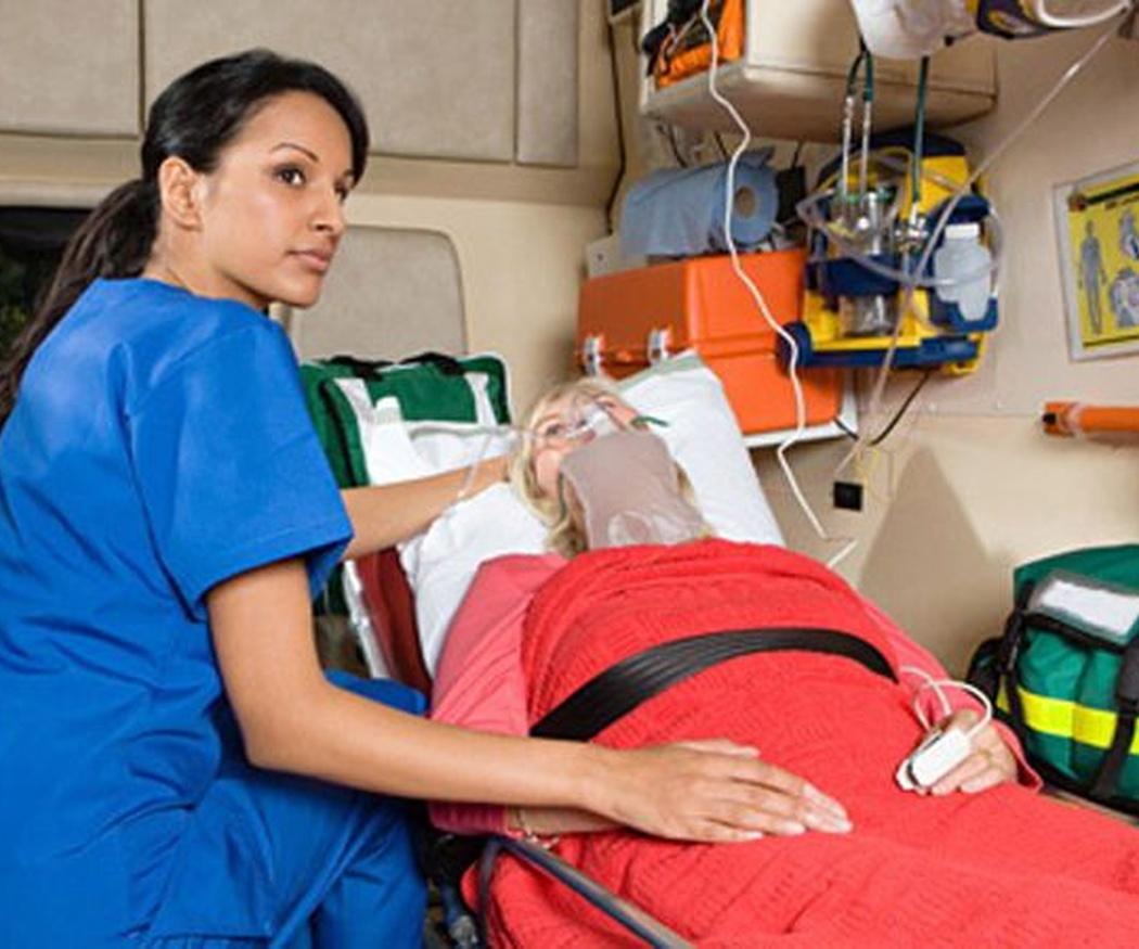 El transporte de heridos: ¿qué hacer ante un accidente?