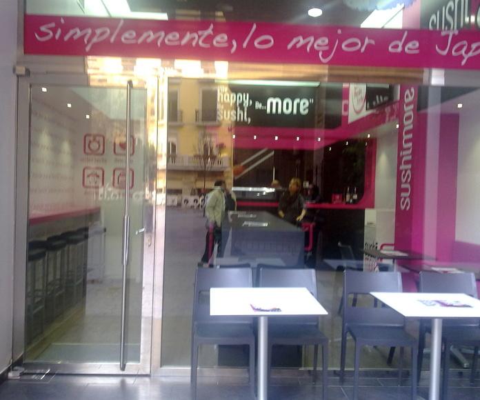 Restaurante Sushimore